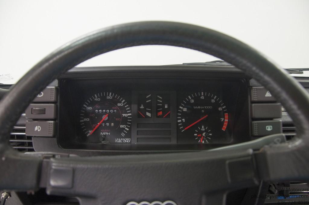 Ppwmotorcars 1982 Audi Coupe 8050 Ppw Motorcars Llc