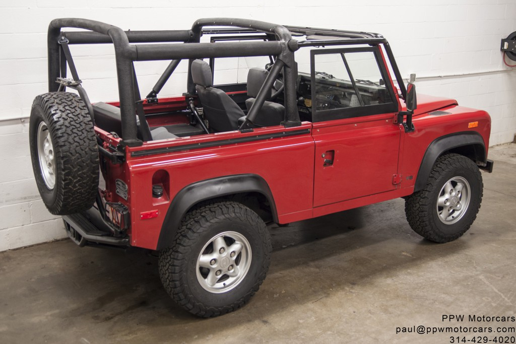 02 Red Defender 5 Ppw Motorcars Llc